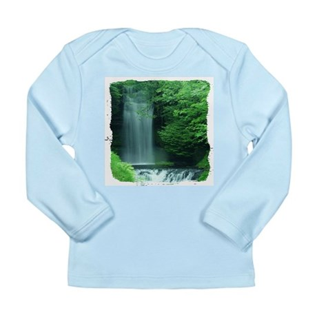 Waterfalls Long Sleeve Infant T-Shirt