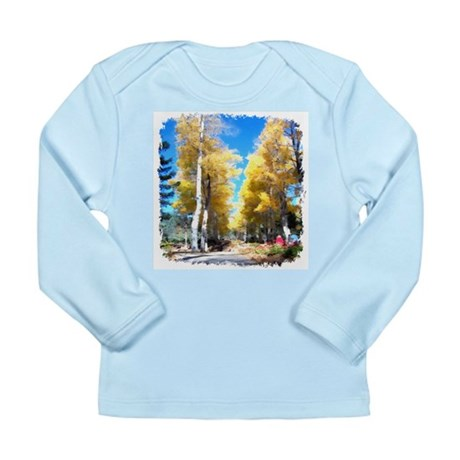 Aspen Trail Long Sleeve Infant T-Shirt