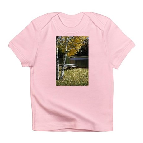 Picnic Table Infant T-Shirt