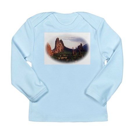 Offroad Majesty Long Sleeve Infant T-Shirt