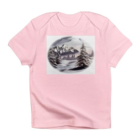 Snow Mountain Infant T-Shirt