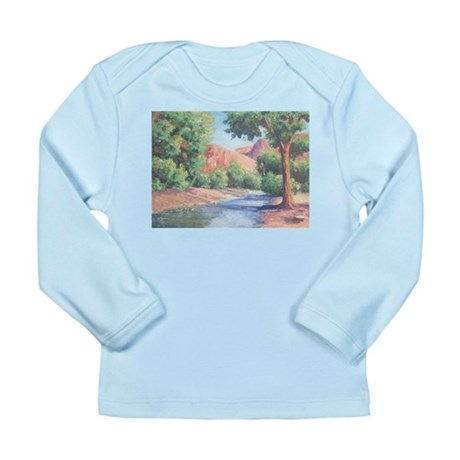 Summer Canyon Long Sleeve Infant T-Shirt