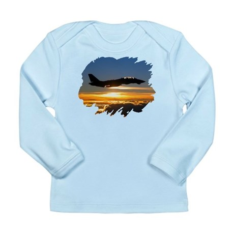 F-14 Tomcat Long Sleeve Infant T-Shirt