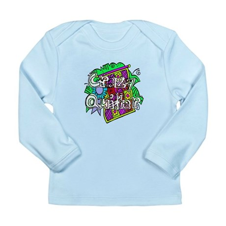 Crazy Quilter Long Sleeve Infant T-Shirt