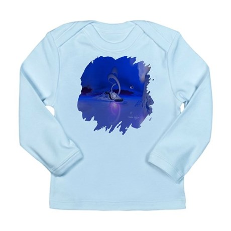 The Serpent Long Sleeve Infant T-Shirt