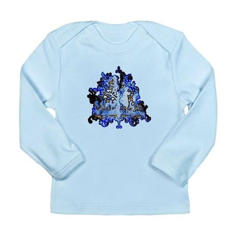 Dance to the Piper Long Sleeve Infant T-Shirt