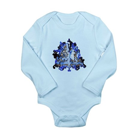 Dance to the Piper Long Sleeve Infant Bodysuit