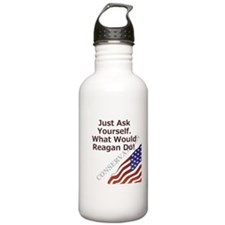 Conservative Mantra Sports Water Bottle