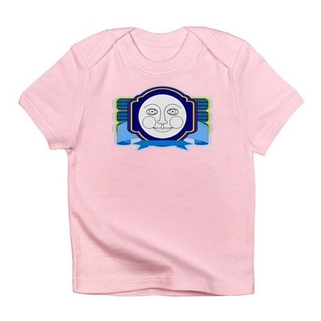 Blue Moon Face Infant T-Shirt