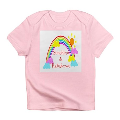Sunshine Rainbows Infant T-Shirt