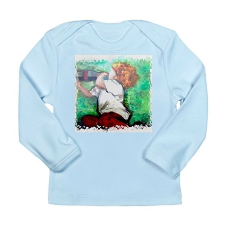 Soda Pop Long Sleeve Infant T-Shirt