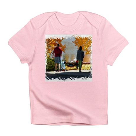 Early Autumn Stroll Infant T-Shirt
