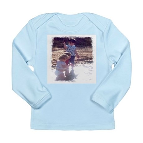 River Fun Long Sleeve Infant T-Shirt