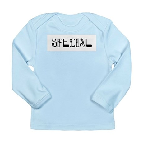 Special Long Sleeve Infant T-Shirt