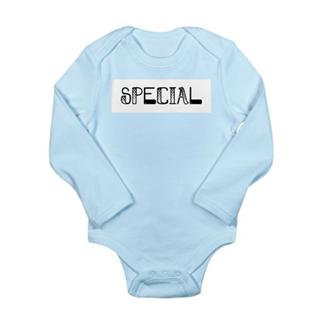 Special Long Sleeve Infant Bodysuit