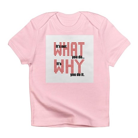 What Why Infant T-Shirt