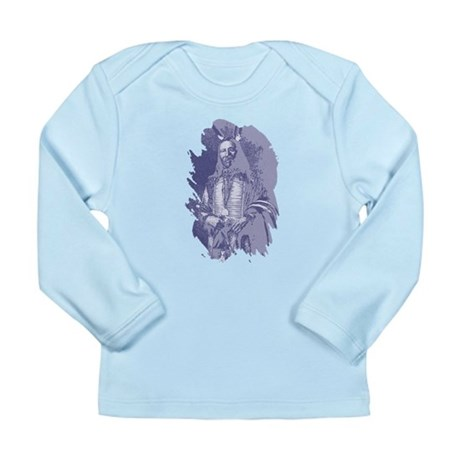 Indian Brave Long Sleeve Infant T-Shirt