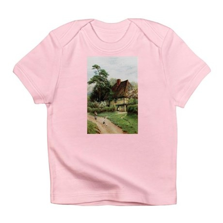 English Country Cottage Infant T-Shirt