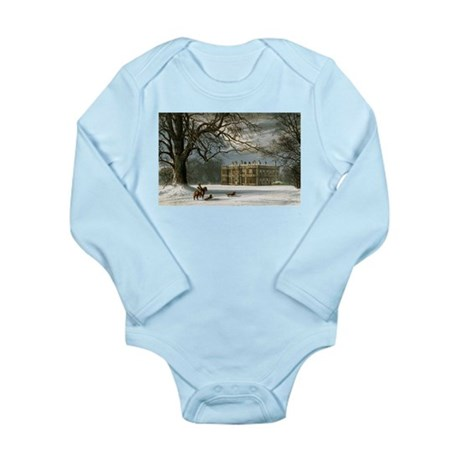 Howsham Hall Long Sleeve Infant Bodysuit