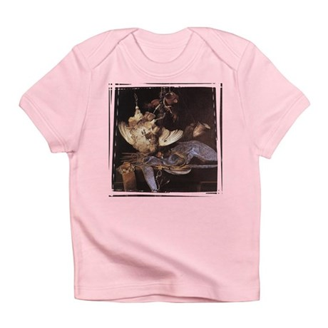 Still-Life with Hunting Equip Infant T-Shirt