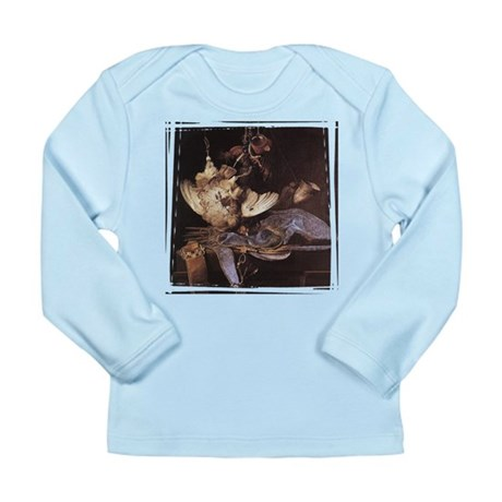 Still-Life with Hunting Equip Long Sleeve Infant T