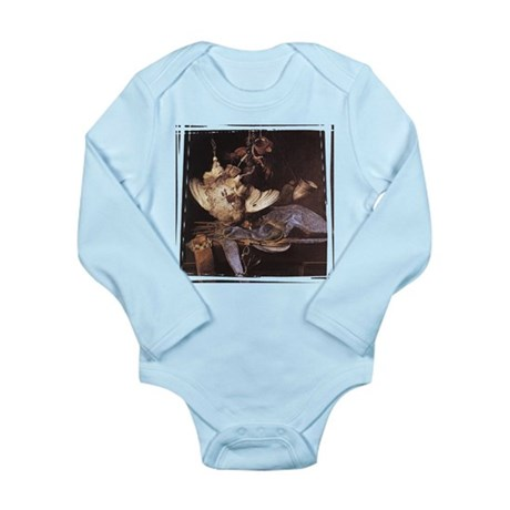 Still-Life with Hunting Equip Long Sleeve Infant B