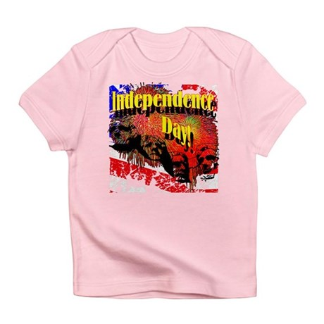 Independence Day Infant T-Shirt