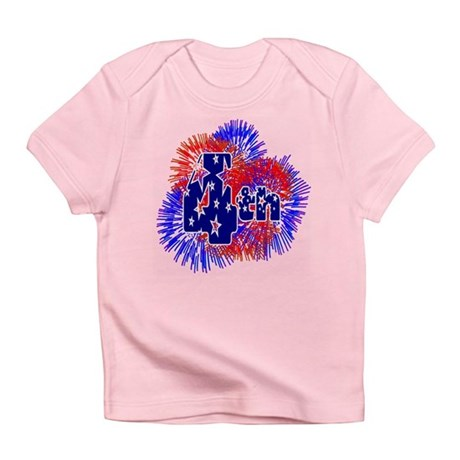 Fourth of July Infant T-Shirt