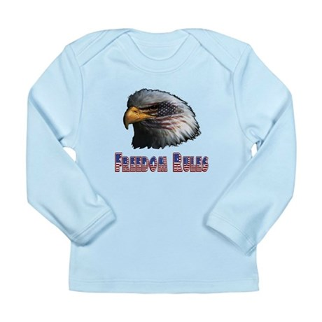 Freedom Rules Eagle Long Sleeve Infant T-Shirt