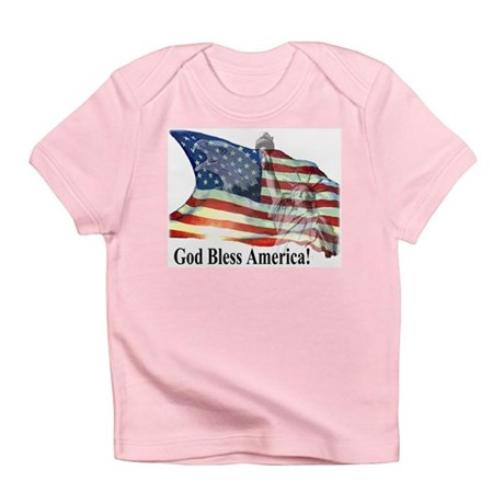 God Bless America! Infant T-Shirt