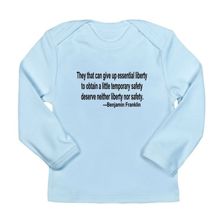Essential Liberty Long Sleeve Infant T-Shirt