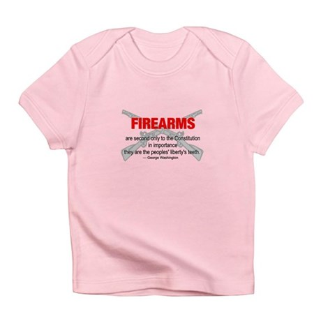 Anti Gun Control Infant T-Shirt