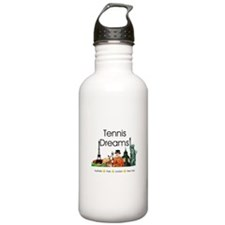 TOP Tennis Dreams Sports Water Bottle