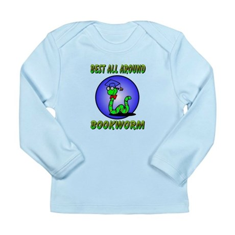Best Bookworm Long Sleeve Infant T-Shirt