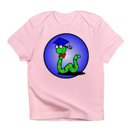 Bookworm Infant T-Shirt