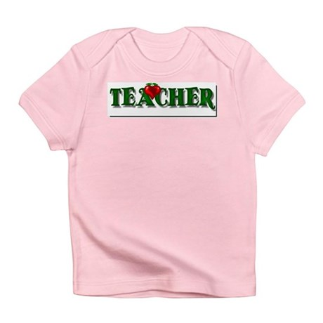 Teacher Apple Infant T-Shirt