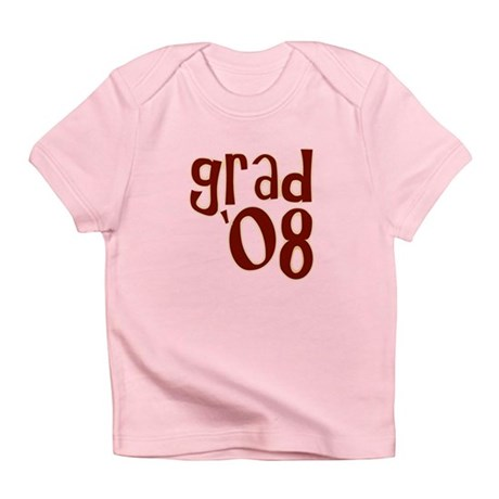 Grad 08 - Brown - Infant T-Shirt