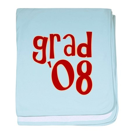Grad 08 - Brown - baby blanket