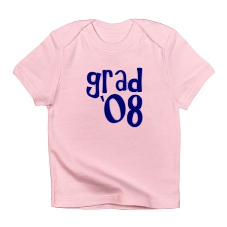 Grad 08 - Purple - Infant T-Shirt