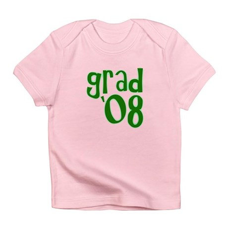 Grad 08 - Green - Infant T-Shirt