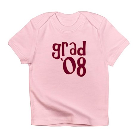 Grad 08 - Brick Red - Infant T-Shirt