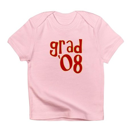 Grad 2008 - Red - Infant T-Shirt