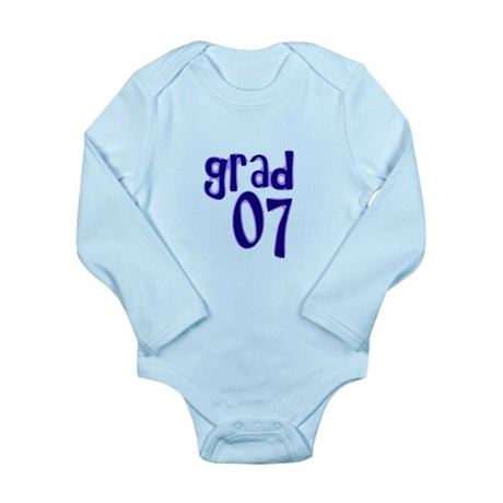 Grad 07 Long Sleeve Infant Bodysuit