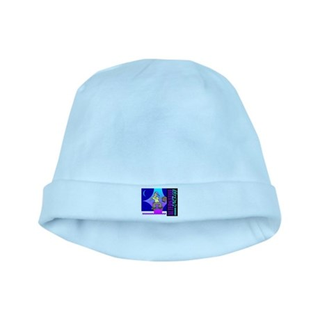 Skateboard Alternate Energy baby hat