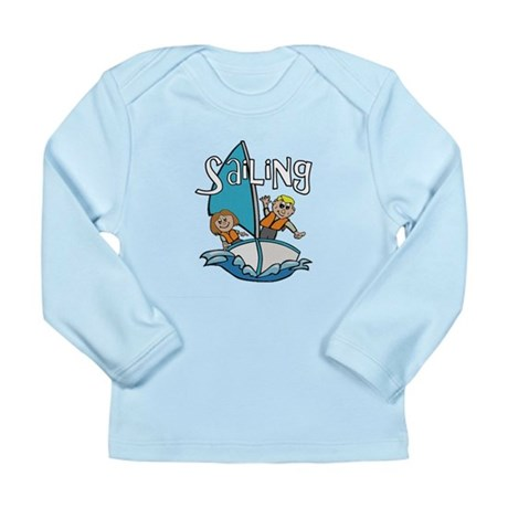 Sailing Long Sleeve Infant T-Shirt