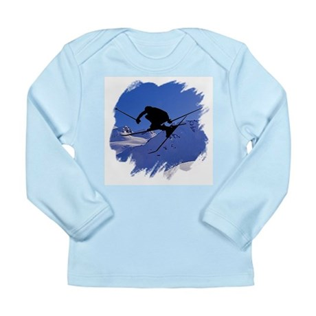 Ski Long Sleeve Infant T-Shirt