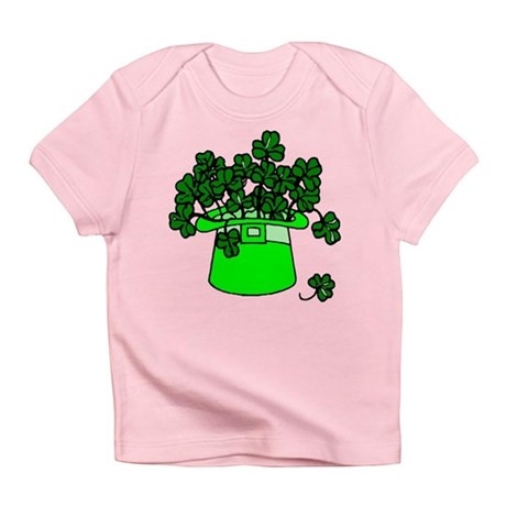 Leprechaun Hat Infant T-Shirt