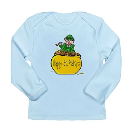 Pot of Gold Long Sleeve Infant T-Shirt