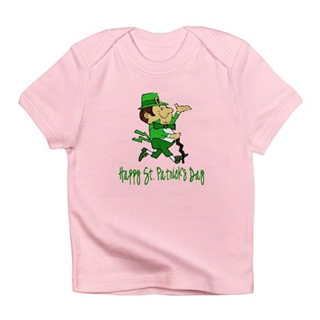 Leprechaun Dandy Infant T-Shirt