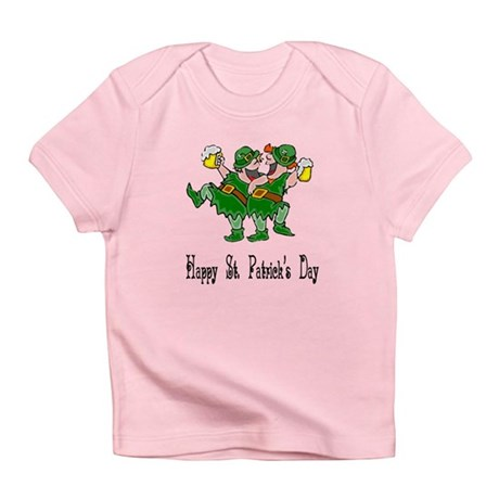 Leprechaun Dance Infant T-Shirt